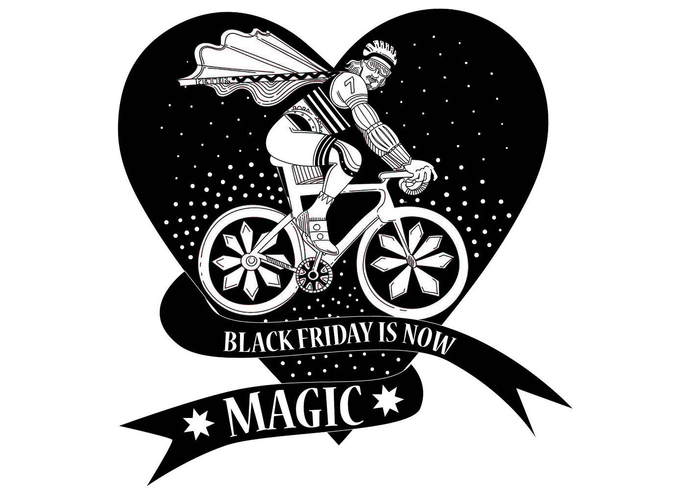 Black friday is now magic - Príklad TEST